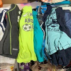 Boys bundle clothing